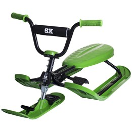 STIGA, Snowracer Curve SX Color Pro, grønn