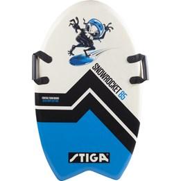 STIGA, Snowrocket 85 Fishtail, blå