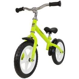"""STIGA, Løpesykkel RunRacer 12 """", lime grønn"""