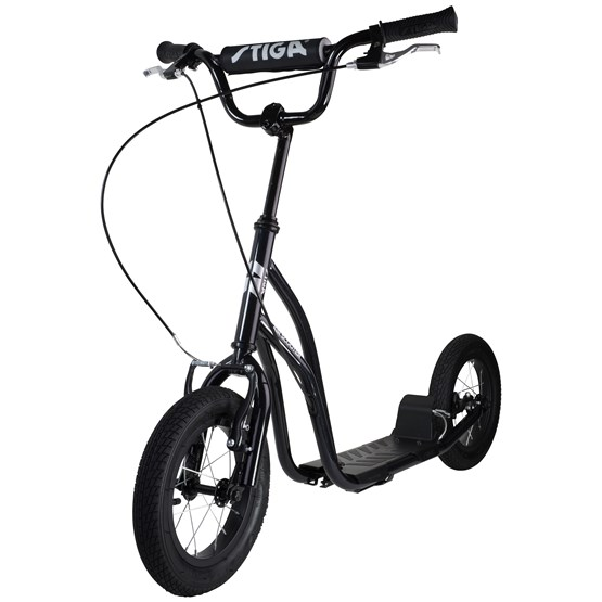 "STIGA, Scooter Air Scooter 12 "", svart"