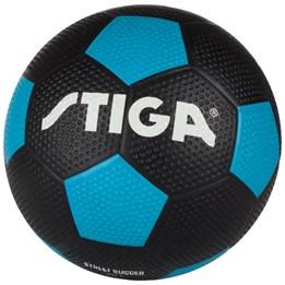 STIGA, Fotball, Street Soccer størrelse 5, Svart