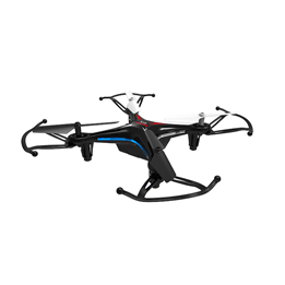 Syma, Quadcopter Drone X13 2.4GHz - Sort
