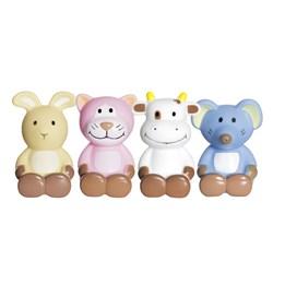 Teddykompaniet, Diinglisar Badeleke 4 figurer