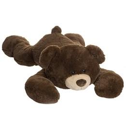 Teddykompaniet, Liggende Bamse Brun 125 cm