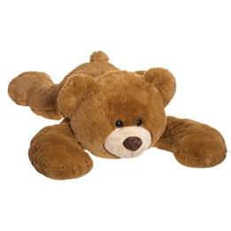 Teddykompaniet, Liggende Bamse Beige 125 cm