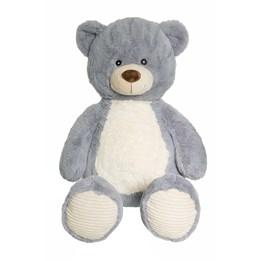 Teddykompaniet, Bamse 100 cm Grå