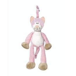 Teddykompaniet, Diinglisar Spilledåse, Katt