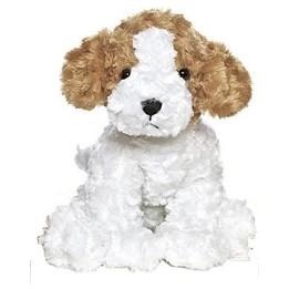 Teddykompaniet, Voven hvit/brun 40 cm