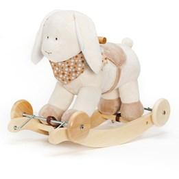 Teddykompaniet, Diinglisar, Gyngedyr med lyd, kanin