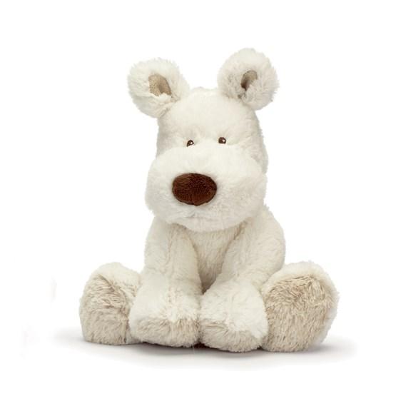 Teddykompaniet, Teddy cream hund, 21cm