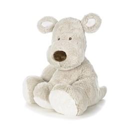 Teddykompaniet, Hund, XL, grå, 55cm