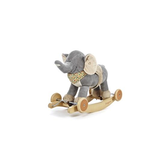 Teddykompaniet, Diinglisar Wild, Gyngedyr med lyd, elefant