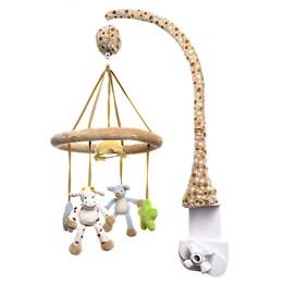 Teddykompaniet, Diinglisar spilledåse, ku og mus