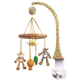 Teddykompaniet, Diinglisar Wild Mobile Giraffe & Tiger