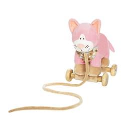 Teddykompaniet, Katt på hjul