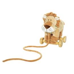 Teddykompaniet, Diinglisar Wild, Løve på hjul