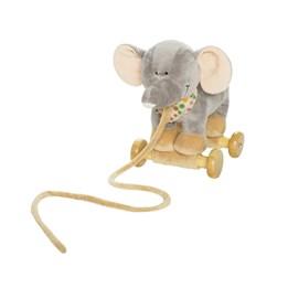 Teddykompaniet, Diinglisar Wild, Elefant på hjul
