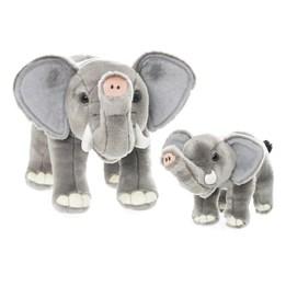 Teddykompaniet, Teddy wild-elefant 48cm