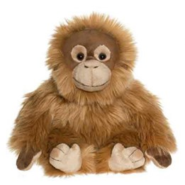 Teddykompaniet, Teddy Wild, Orangutang