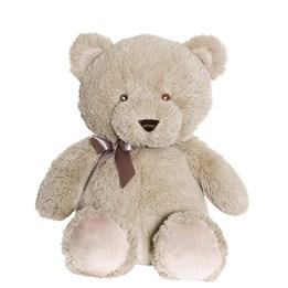 Teddykompaniet, Bamsen Elton Beige 28 cm