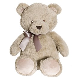 Teddykompaniet, Bamsen Elton Beige 38 cm