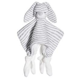 Teddykompaniet, Cotton Cuties - Kanin Koseklut Grå 25 cm