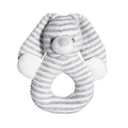 Teddykompaniet, Cotton Cuties - Kanin Rangle Grå 16 cm