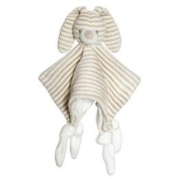 Teddykompaniet, Cotton Cuties - Kanin Koseklut Beige 25 cm
