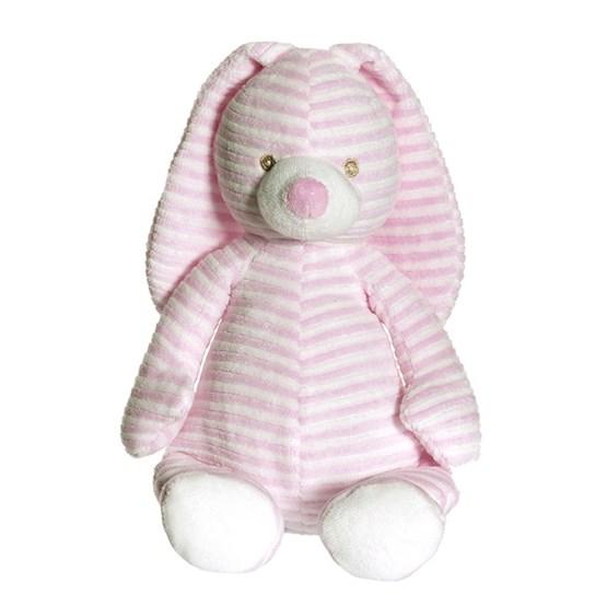 Teddykompaniet, Cotton Cuties - Kanin Kosedyr Rosa 27 cm