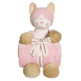 Teddykompaniet, Diinglisar med filt - Katt