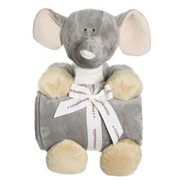 Teddykompaniet, Diinglisar Wild med filt - Elefant