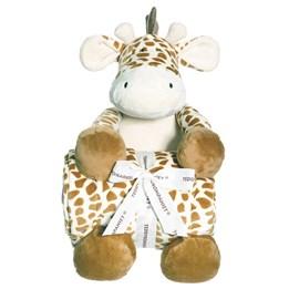 Teddykompaniet, Diinglisar Wild med filt - Giraff