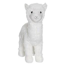 Teddykompaniet, Lama vit 35 cm