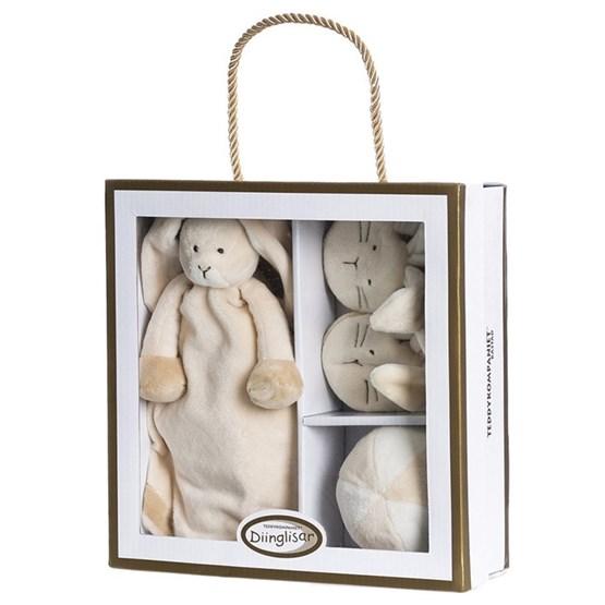 Teddykompaniet, Diinglisar - Giftbox kanin