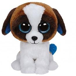 TY, Beanie Boos - Duke Hund 15 cm
