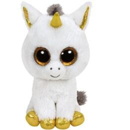 TY, Beanie Boos - Pegasus Enhörning 23 cm