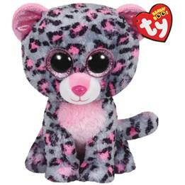 TY, Beanie Boos - Tasha Leopard 23 cm