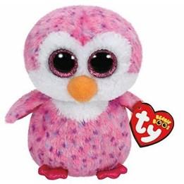 TY, Beanie Boos - Pinky Ugle 15 cm