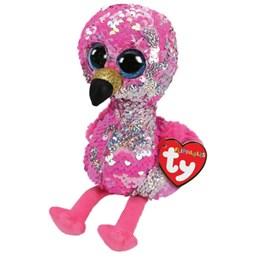 TY, Flippables - Pinky Flamingo 23 cm