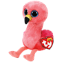 TY, Beanie Boos - Gilda Flamingo 15 cm