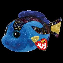 TY, Beanie Boos - Aqua blue fish 23 cm