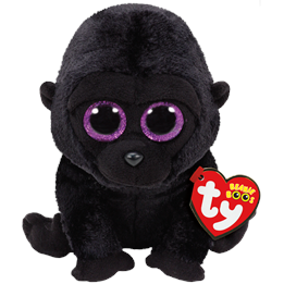 TY, Beanie Boos - George Gorilla 15 cm