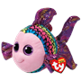 TY, Beanie Boos - Flippy Fisk 15 cm