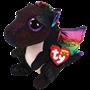 TY, Beanie Boos - Anora svart drage 23 cm