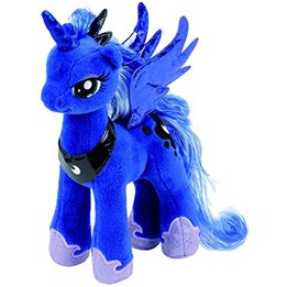 TY, Min lille pony - Prinsesse Luna 15 cm