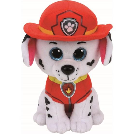 TY, Paw Patrol - Marshall Dalmatian hund 23 cm