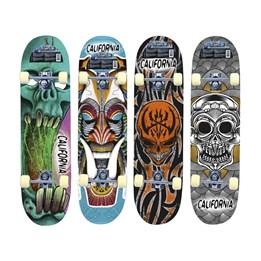 California Skateboard Aluminium