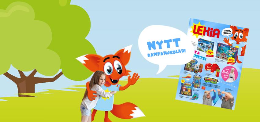 Kampanjeblad Nystart